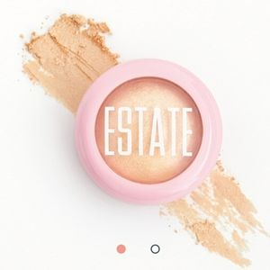 💫ESTATE COSMETICS Dew Me Baked Highlighter in Lit